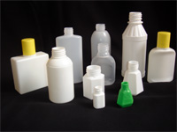 Shampoo & Cosmetic Bottles